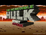 The Incredible Hulk: Menu