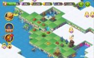 The Mergest Kingdom: Building Upgrading Gameplay