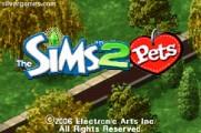 The Sims 2 Pets: Menu