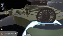 The Zen Garden: Gameplay Wheel Running