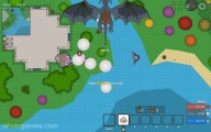 TheLast.io: Dragon Dropping Off Players