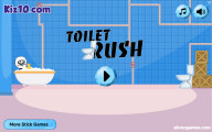 Toilet Rush: Menu