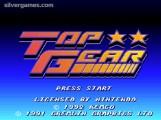 Top Gear: Menu