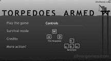 Torpedoes Armed: Menu