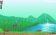 Toss The Turtle: Gameplay Distance Turtle