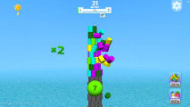 Tower Crash 3D: Bubble Shooter