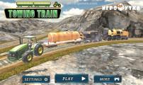 Towing Train: Menu