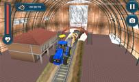 Towing Train: Gameplay Truck Train