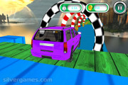 Toyota Prado Car Stunt: Gameplay Car Driving