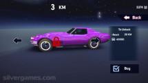Traffic Car Racing 3D: Car Selection