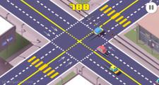 Traffic.io: Cars Driving Crossing Street