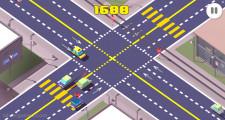 Traffic.io: Control Crossing Cars