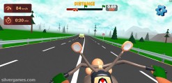 Traffic Tom: Gameplay