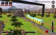 Train Driving Simulator: Gameplay