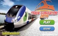 Train Simulator 2019: Menu