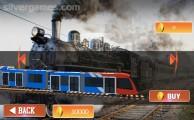 Train Simulator: Gameplay Train Selection