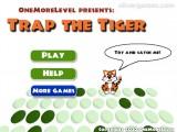 Trap The Tiger: Menu