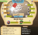 Trollface Clicker: Gameplay