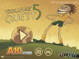 Trollface Quest 5: Screenshot