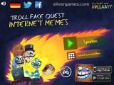 Trollface Quest Internet Memes: Riddle