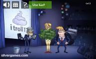 Trollface Quest USA: Screenshot