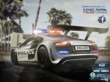 Tropical Police Parking: Menu