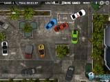 Tropical Police Parking: Parking Game Fun