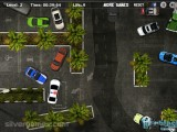 Tropical Police Parking: Gameplay Parking Lot