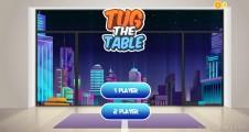 Tug The Table: Menu