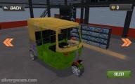 Tuk Tuk Ramp Stunt: Tuck Tuck Gameplay