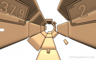 Tunnel: Obstacle Course Game