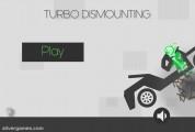 Turbo Dismount: Logo