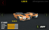 Turbo Drift: Car Selection