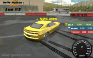 Turbo Drift: Drifting Gameplay