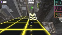 Two Ball 3D: Dark: Gameplay Distance Platform