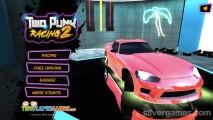 Two Punk Racing 2: Menu
