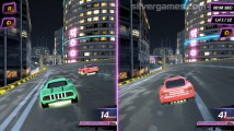 Two Punk Racing 2: Two Players Racing Space