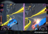 Two Punk Racing: 2 Player Race