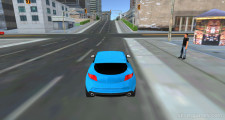 Uber Taxi Driver 3D: Picking Up Customer