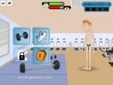 Douchebag Workout: Menu