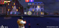 Vegas Clash 3D: Shooting