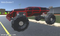 Vehicle Simulator 2: Futuristic Car