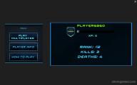 Vehicle Wars Multiplayer: Menu