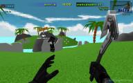Vehicle Wars Multiplayer: Mercenary Gameplay