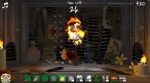 Virtual Voodoo: Ragdoll Gameplay Burning