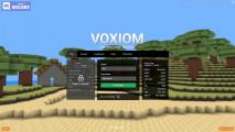 Voxiom.io: Menu