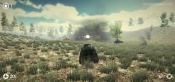 War Of Tanks: Gameplay Shooting Tanks