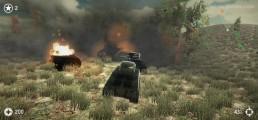 War Of Tanks: Tank War Gameplay