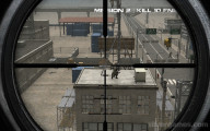 Warzone Sniper: Killing Enemy
