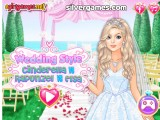Wedding Style: Cinderella Vs Rapunzel Vs Elsa: Menu